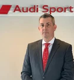 Kenneth Stewart, Audi