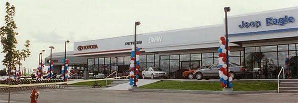 PetersonAutoGrandOpening1992