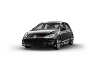 VW Model Image - Golf GTI