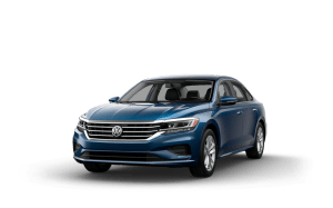 VW Model Image - Passat